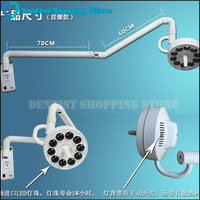 High Quality Dental implanted shadowless lamp LED light Oral light examination lamp dental chair accessories