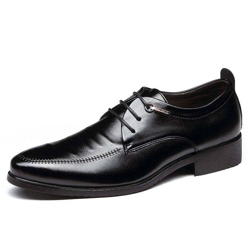 Hot 2017 font b Men b font Genuine Leather Casual font b Shoes b font Spring