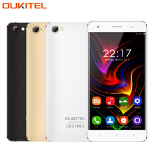 Original Oukitel C5 3G WCDMA 5.0inch Mobile Phone RAM 2GB ROM 16GB MTK6580 Quad Core Android 7.0 Camera 5.0MP 2000mAh Smartpone