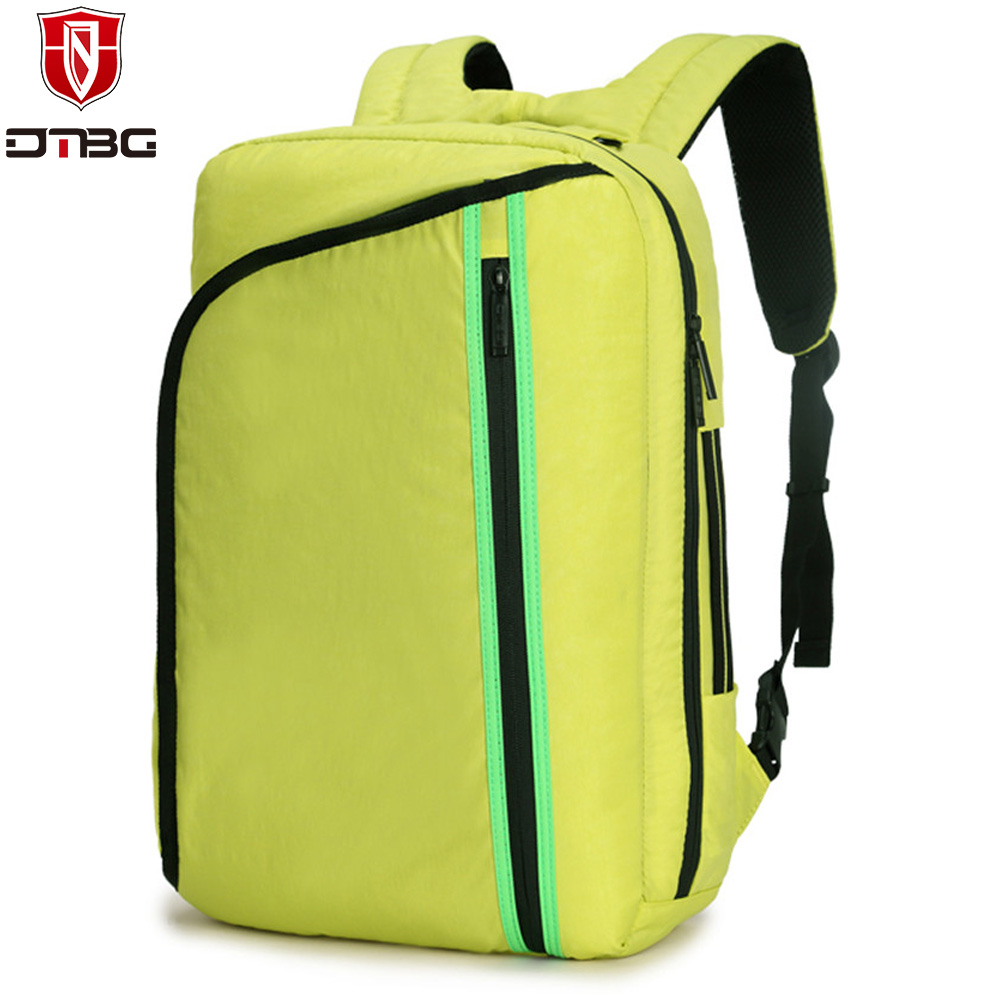DTBG Laptop Bag 15.6 Inch Computer Backpack for Men Women Multi-function Laptop Backpacks Outdoor Travel School Bags Children new gravity falls backpack casual backpacks teenagers school bag men women s student school bags travel shoulder bag laptop bags
