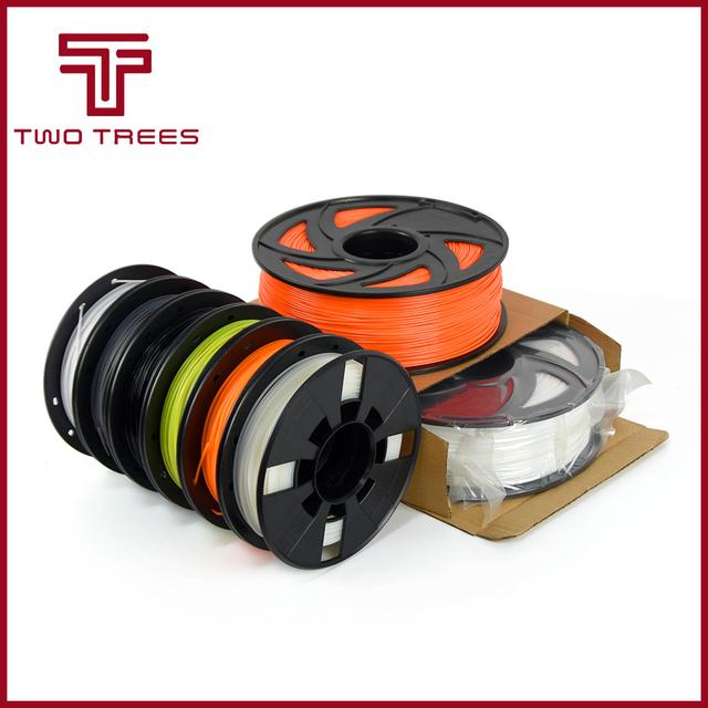 3D filament PLA/ABS filament 1.75 Multi-colors 1kg plastic spools filament 1.75 3D printer filament impressora 3D filamento