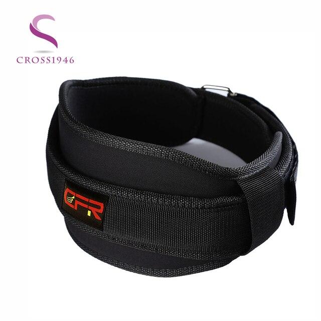 Sport CrossfitSlimming Belts Fitness Belt Bodybuilding Barbell weightlifting Gym Belt Back Waist Support Training Back Support