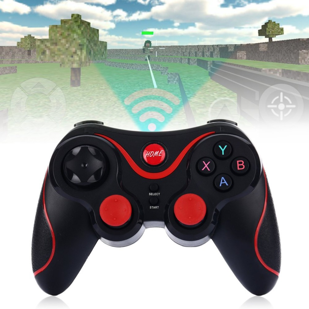 Bluetooth Gamepad 2.4GHz Wireless Joystick Joypad Gaming Controller Remote Control For Tablet PC For Android Smartphone Game pad
