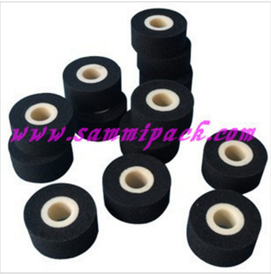 Free Shipping,48pcs/lot ,36*32mm Ink roller for solid ink coding machine/ink roller coding machine MY-380/MY-300