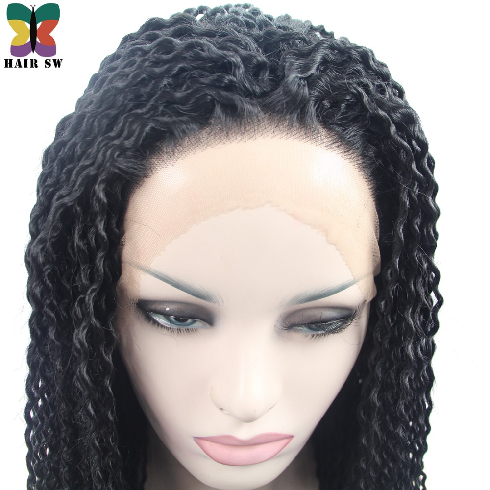 Pure Hair Twist Out Wigs