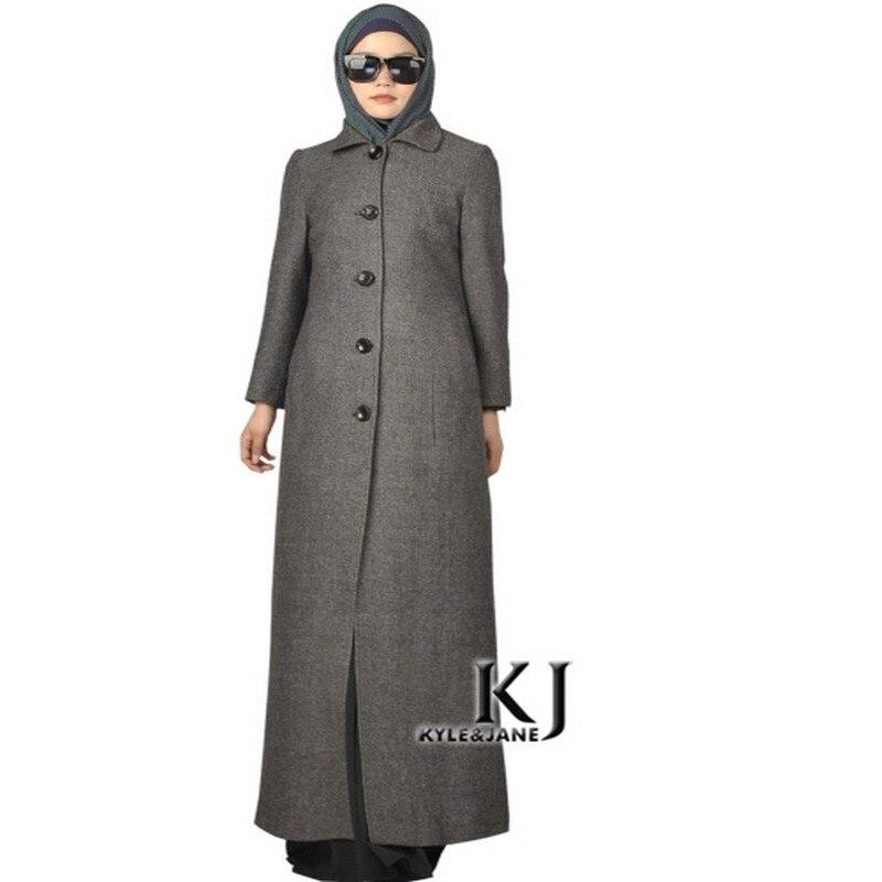 manteau long femme turque,Manteaux Long Pour Femme Voil茅es