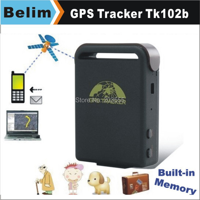 gps tracker tk102b mini real time car gps locator gsm cat. Black Bedroom Furniture Sets. Home Design Ideas
