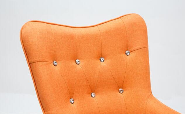 Модерен стил от средата на века Диван - Мебели - Снимка 5