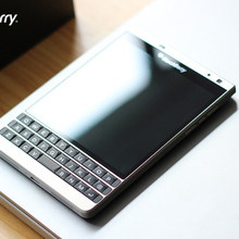 Original BlackBerry Q30 Passport Silver Edition cell Phone 3GB RAM 32GB ROM 13MP Camera unlocked silver color,Free Shipping(Hong Kong,China)