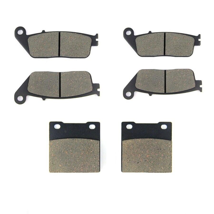 95-99 Front Rear Brake Shoe Pads Set fit for Suzuki GSF 600 Bandit S N600 RF 600 R 93-97