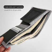 New Arrival Men Multi-function Wallet