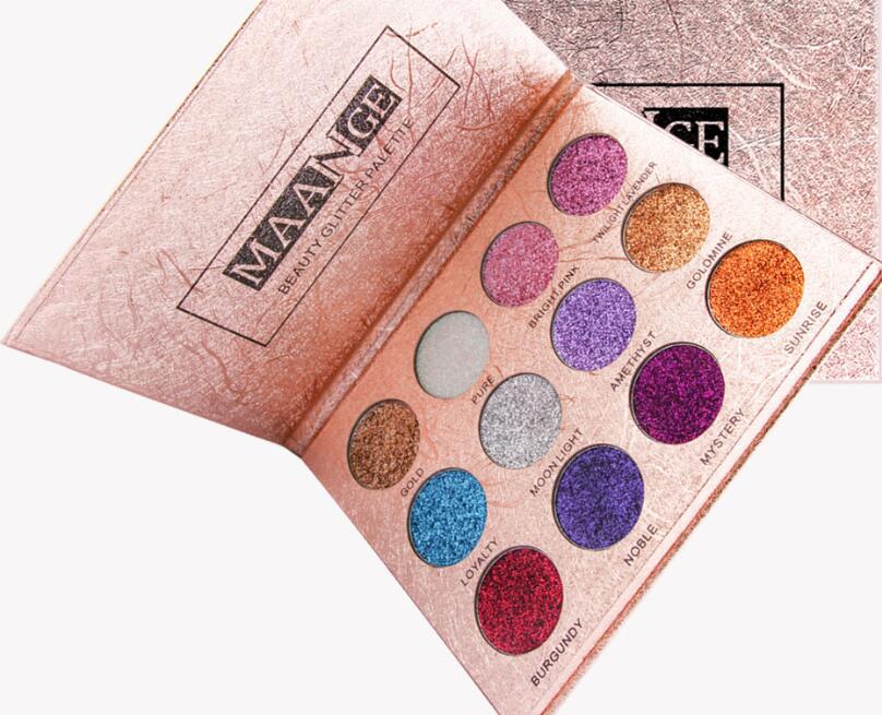 Cosmetics Mineral Make Up Makeup Eye Shadow Palette eyeshadow set