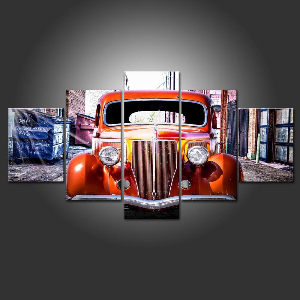 постер на стену авто благодаря образу