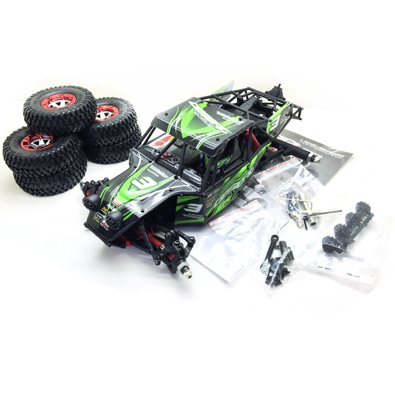ФОТО Activity Feiyue FY-03 Eagle RC Remote Control Car Kit For DIY Handmade Upgrade Parts Without Electronic Parts