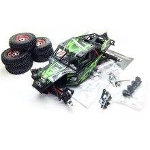 Actividad feiyue fy-03 águila rc control remoto de coches kit para diy hecho a mano piezas de actualización sin partes electrónicas