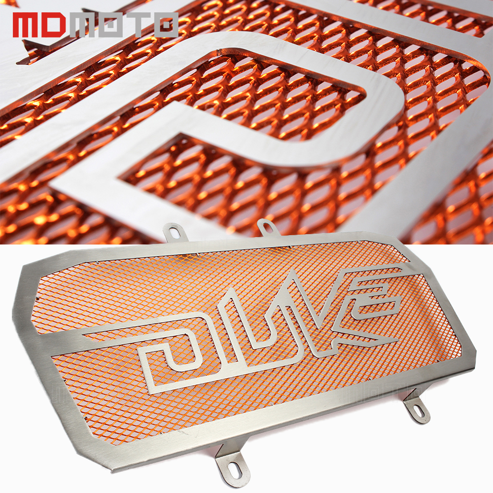 For KTM Duke 390 duke390 Motorcycle Accessories Parts Radiator Grill Guard Cover Protector Cnc Motorbike Radiator Guard Cover motorcycle cnc balance bar for ktm 125 duke 200 duke 390 handle rebar handlebar modification parts accessories balance bar