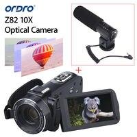 ORDRO HDV HDV-Z82 Quang Học 10X Full 3.0