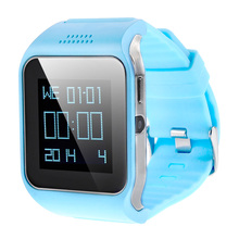 Bluetooth Smart Watch Phone 1.55″ MTK6260A GSM GPRS support SIM Radio FM Pedometer Camera Anti-lost Alarm Sync Phone Call Music