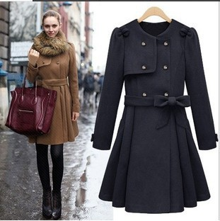 slimnoble modern winter dress vintage 50s dresses 2014
