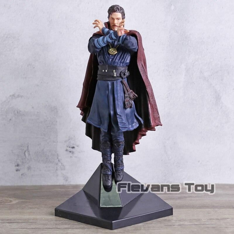 Professional Sale Marvel Comics The Avengers Infinity War Superhero Statue Doctor Strange Iron Studio Dr Srtange Figure Figurine Toys Fine Quality Toys & Hobbies