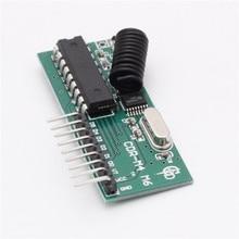 CDR-M6 PT2272-M6 433Mhz Superheterodyne 6 Bit Wireless Receiver for Arduino
