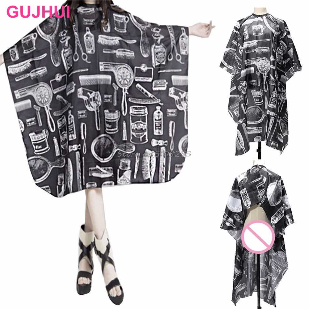 Free shipping 1 Piece New Adult Salon Barbers Hairdressing Hairdresser Hair Cutting Cape Gown Clothes #Y207E# Hot Sale