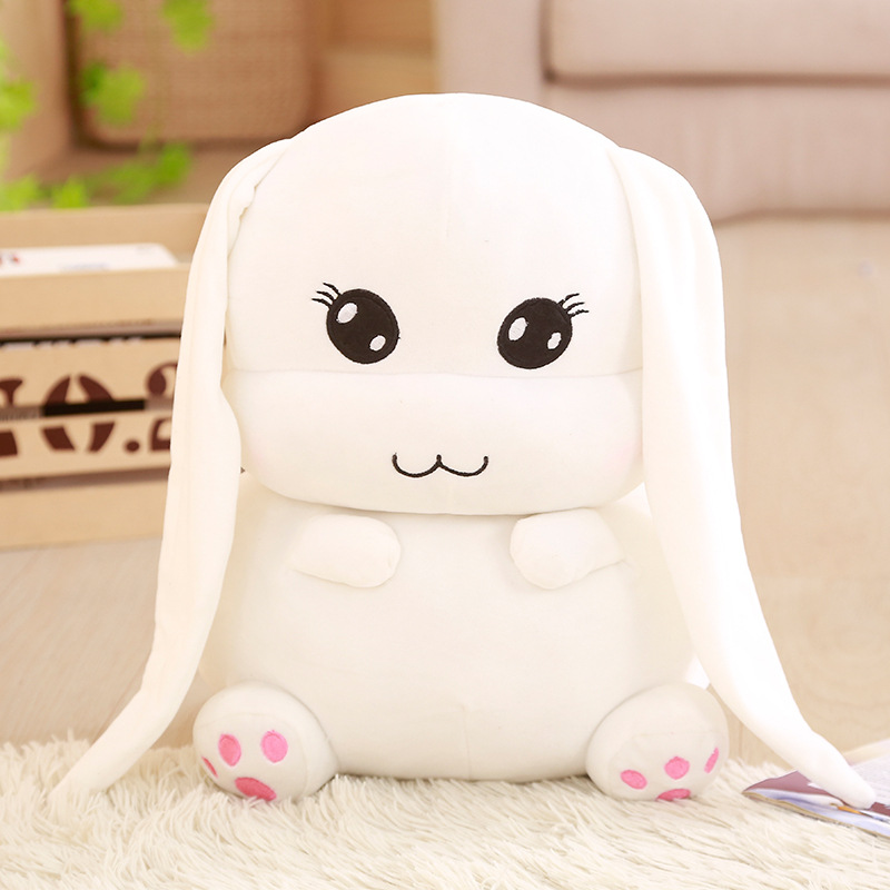 Cute Rabbit Pillow For Newbornbaby Kids travel pillow car seat cushion bebek yastik coussin enfant travesseiro baby slaap kussen