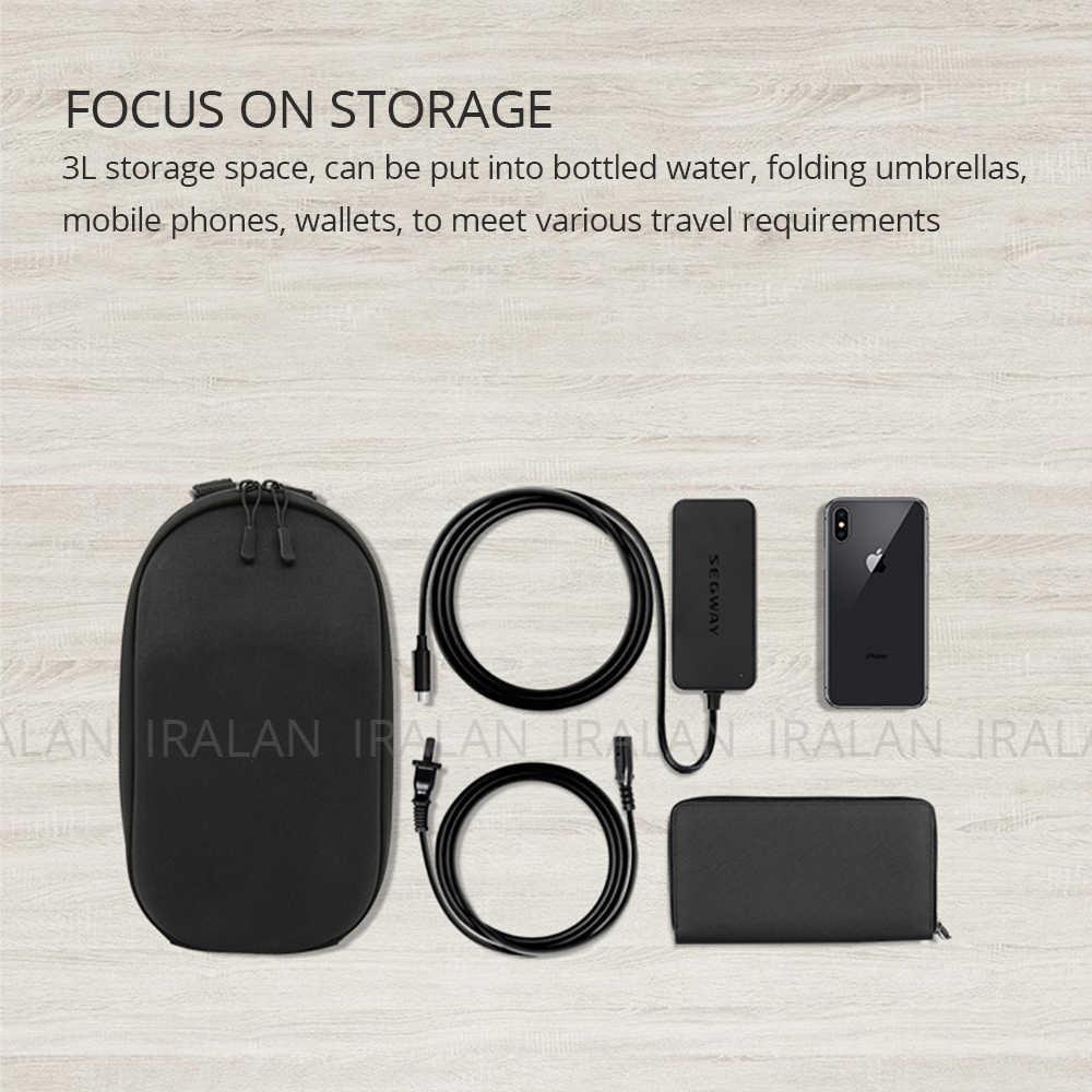 العالمي سكوتر رئيس مقبض حقيبة الجبهة ل Xiaomi Mijia M365 سكوتر كهربائي Ninebot ES Nextdrive F0 أداة شاحن تخزين