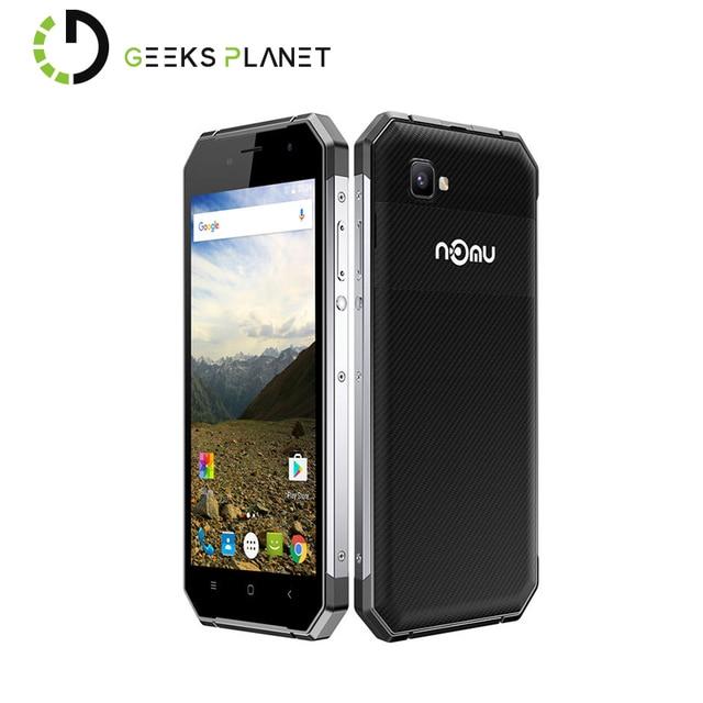 Original Nomu S30 Mobile Phone Helio P10 MTK6755 5.5 Inch FHD Screen Android 6.0 4GB +64GB IP68 HiFi 4G LTE Smartphone