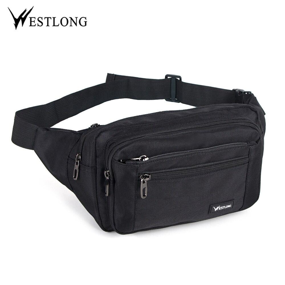 Quality Nylon Fanny Waist Belt Pack Bum Bag Chest Pouch Travel Sport Festival