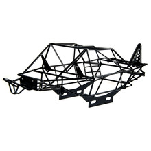1/10 Scale RC Axial Wraith Truck Full Metal Roll Cage Frame Body Chassis whith ESC Mount Plate for 1:10 Axial Wraith 90048 B