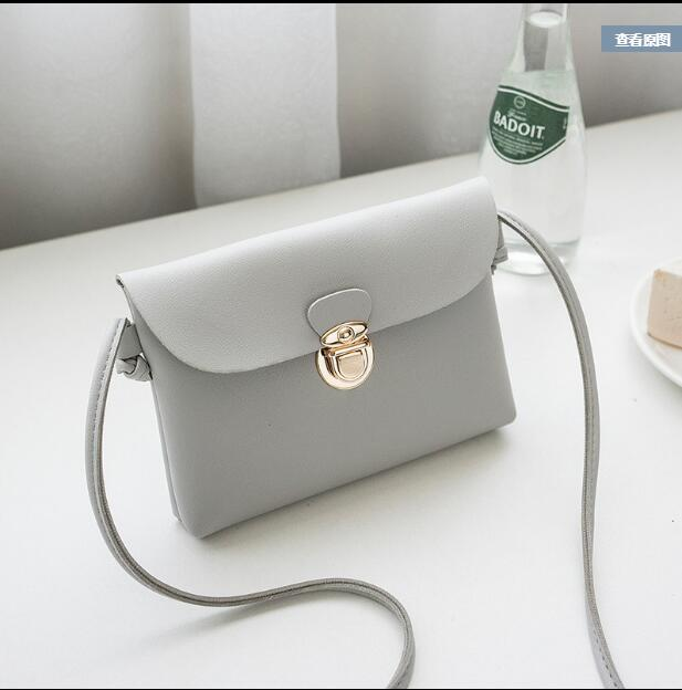 88 New style small bag han version mini simple one shoulder bag cross body bag fashion