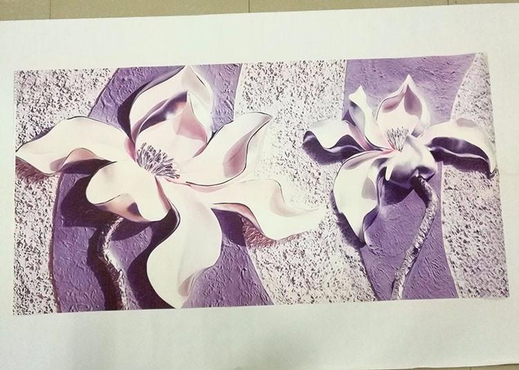 Niestandardowe Zdjęcia Tapety Stereoskopowe 3D Kwiaty Salon Sofa Tło Tapeta Nowoczesna Home Decor Pokoju Krajobraz Malowidła Ścienne 11