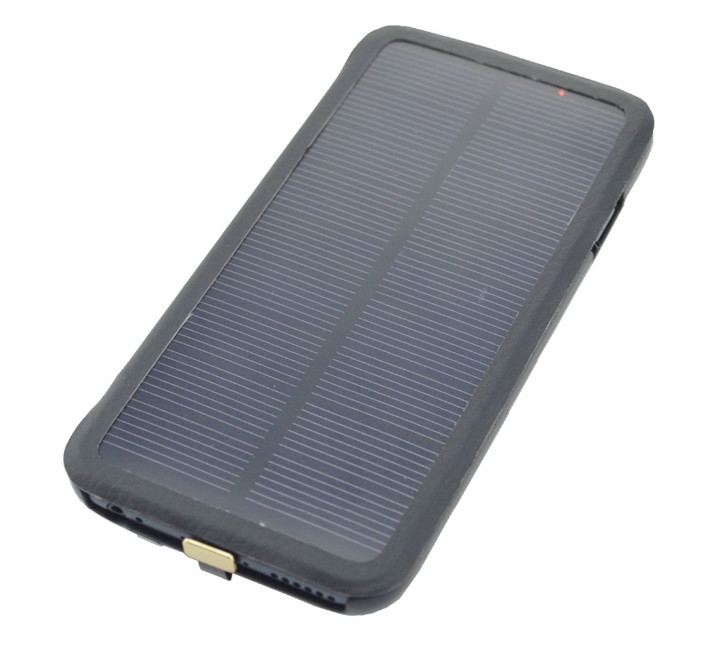 iphone 6 solar charger aliexpress buy solar charger 2800mah external backup 15086