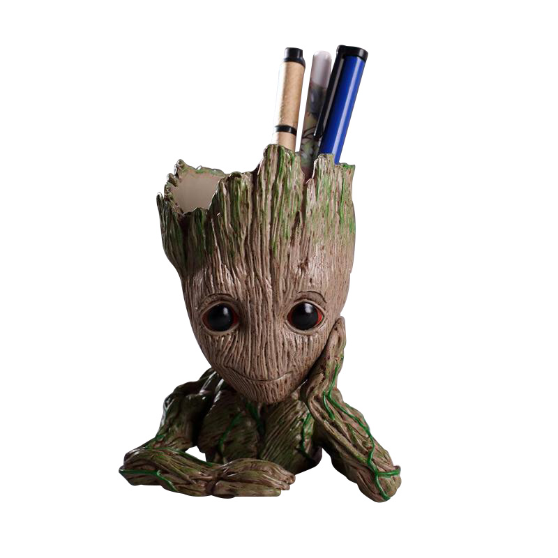 Baby Groot Flower Pot Suitable for Living Room Bed Room and study Room for Full Greenery in House 1