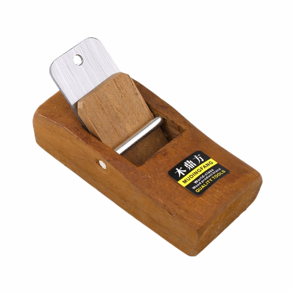 108mm Retro Mini Hand Planer Carpenter Hard Wood Planer Hand Tools Easy For Sharpening Diy Carpenter Woodcraft Tool Household A Complete Range Of Specifications Tools
