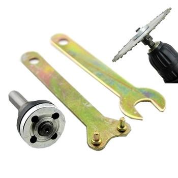 5 sztuk zestaw 6mm 10mm wiertarka elektryczna zmienny kąt szlifierka korbowód konwerter zestaw drelich konwersji kąt narzędzie do szlifowania tanie i dobre opinie Glodpuppe Elektryczne Drill Variable Angle Grinder