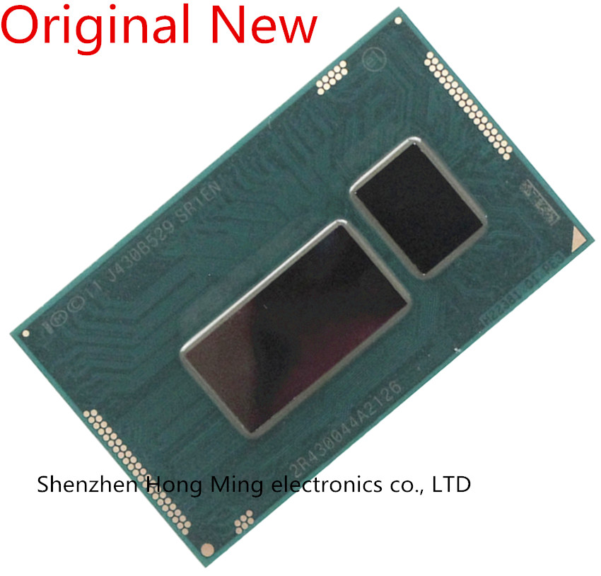 100 New CPU i3 4030U SR1EN i3 4030U BGA Chipset