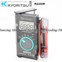 KYORITSU 1019R Digital Multimeters True-RMS Large Display Hard Case