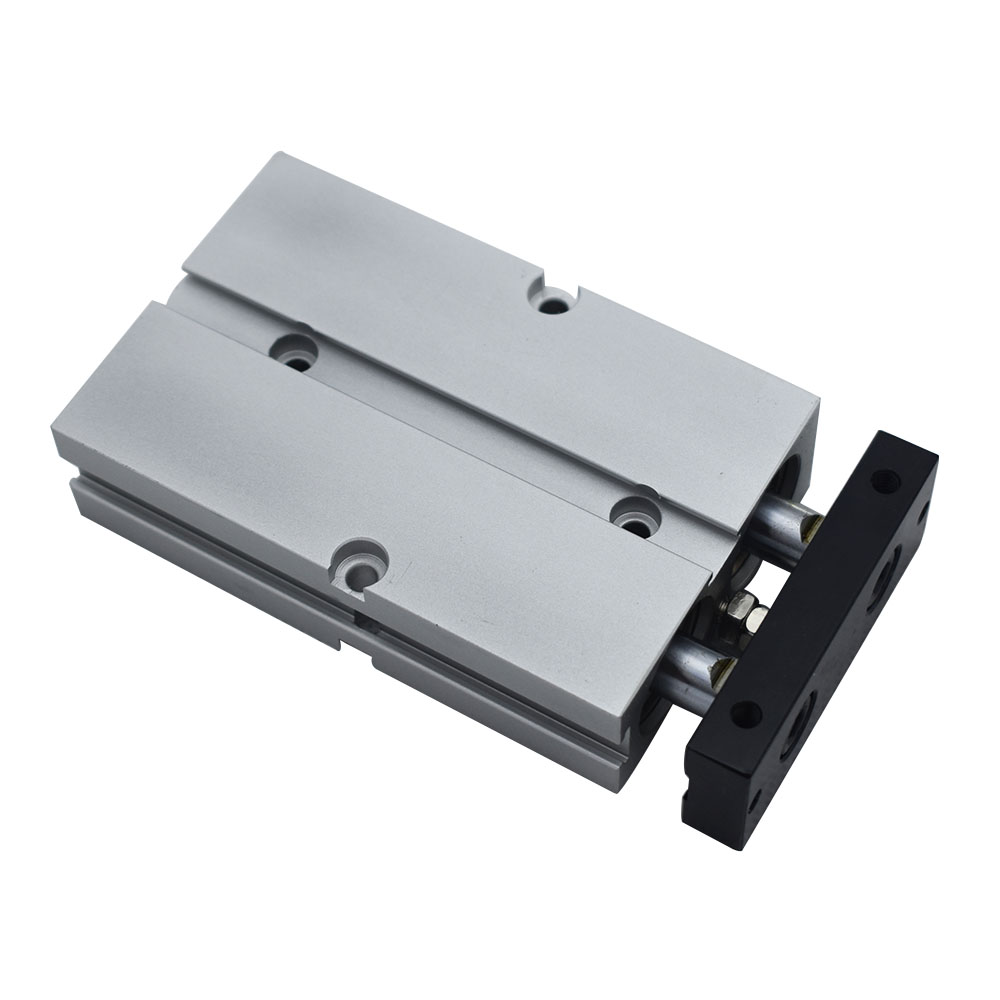 цена на 25mm Bore Pneumatic Cylinder 10/15/20/25/30/35/40/45/50/60/70/75/80/90/100/125/150mm Stroke TN Type Magnetic Air Cylinder