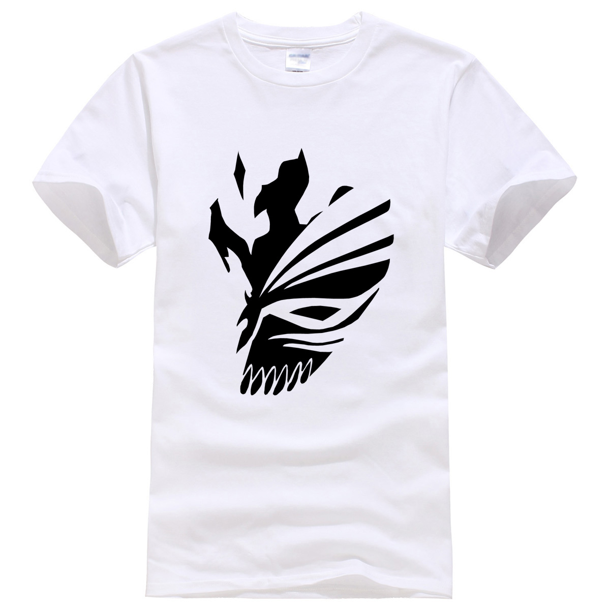 White Bleach T-Shirt Anime