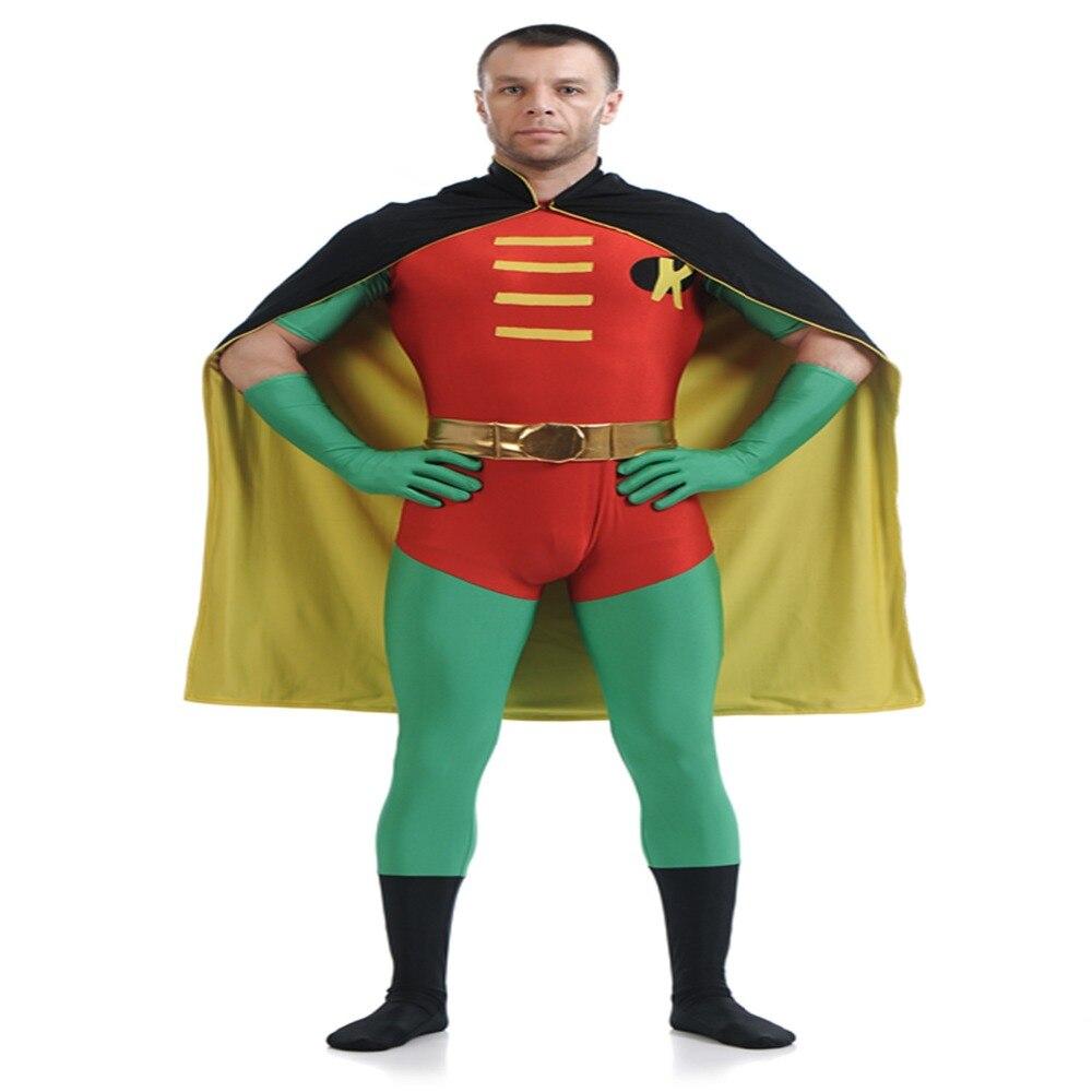 2018 envío gratis rojo Flash Robin traje 3D Shade Spandex cuerpo ... c64bc8c5f983