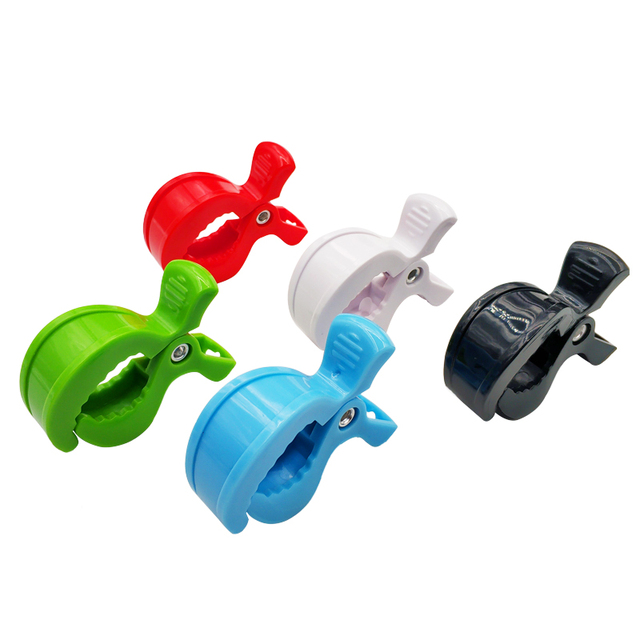 2pc/lot Baby Colorful Car Seat Accessories Plastic Pushchair Toy Clip Pram Stroller Peg To Hook Cover Blanket Mosquito Net Clips 2
