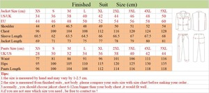 Image 5 - 2020 Latest coat pants designs Brown men suit Slim fit elegant tuxedos Wedding business party dress jacket+vest pants terno