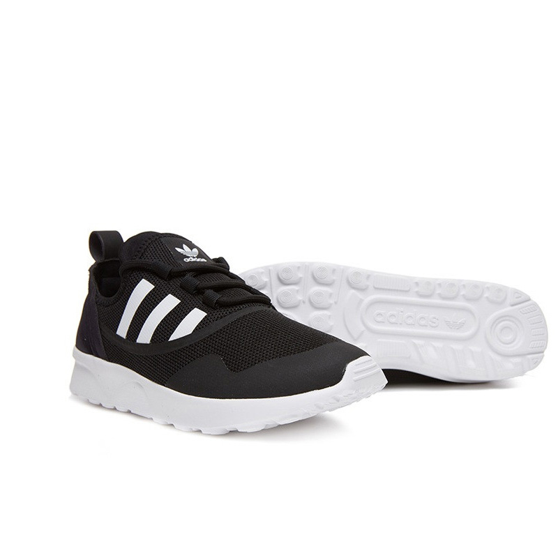 Adidas Official New Arrival 2017 Originals ZX FLUX Womens Skateboarding Shoes Sneakers BB2285 BB2286