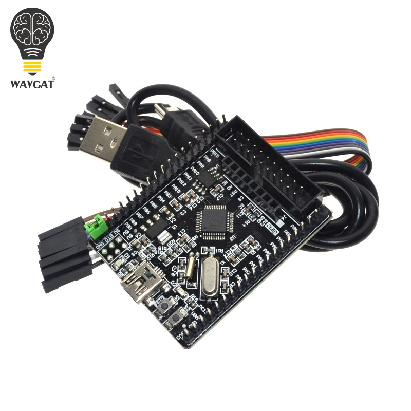 WAVGAT STM32F103C8T6 stm32f103 stm32f1 STM32 system board learning board  evaluation kit development board