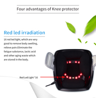 Wholesale personal healthcare products Rheumatoid Arthritis knee pain treatment bending 808nm far infrared red light massage