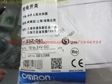 лучшая цена Free shipping     OMRON photoelectric sensor E3Z-D61 E3Z-R61 E3Z-D62 E3Z-D81 E3Z-R81 E3Z-D82