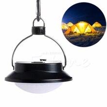Открытый Отдых на природе света 60 LED Портативный палатка Зонт ночника Пеший Туризм Фонари M126 Лидер продаж