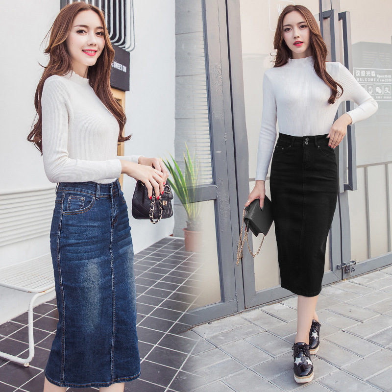 Online Get Cheap Are Jean Skirts in Style -Aliexpress.com ...